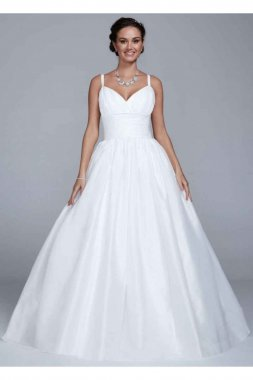 Taffeta Tank Empire Ball Gown Style MB3653