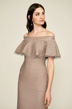 Tabora Off-the-Shoulder Gown 6L16507L