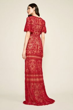 Gideon Lace Gown BEI18930L