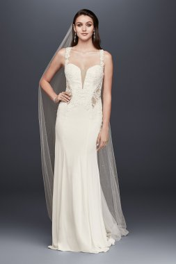 New Sexy Beaded Lace Sweetheart Neckline Bridal Dresses SWG725