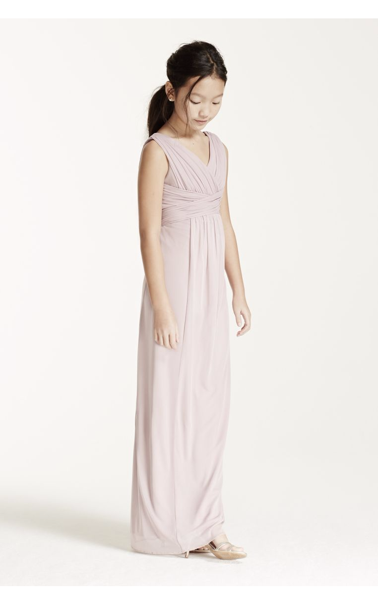 Tank V-neck Long JB5728 Bridesmaid Dresses